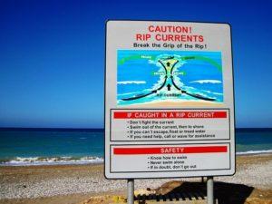 rip current, rip akıntısı