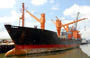Denizlerde En Sık Karşılaşılan Gemi Türleri, General Cargo, Bulk Carrier