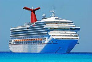 Denizlerde En Sık Karşılaşılan Gemi Türleri, Cruise ship