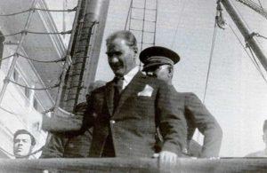 Denizcilik ve Kabotaj Bayramı Atatürk
