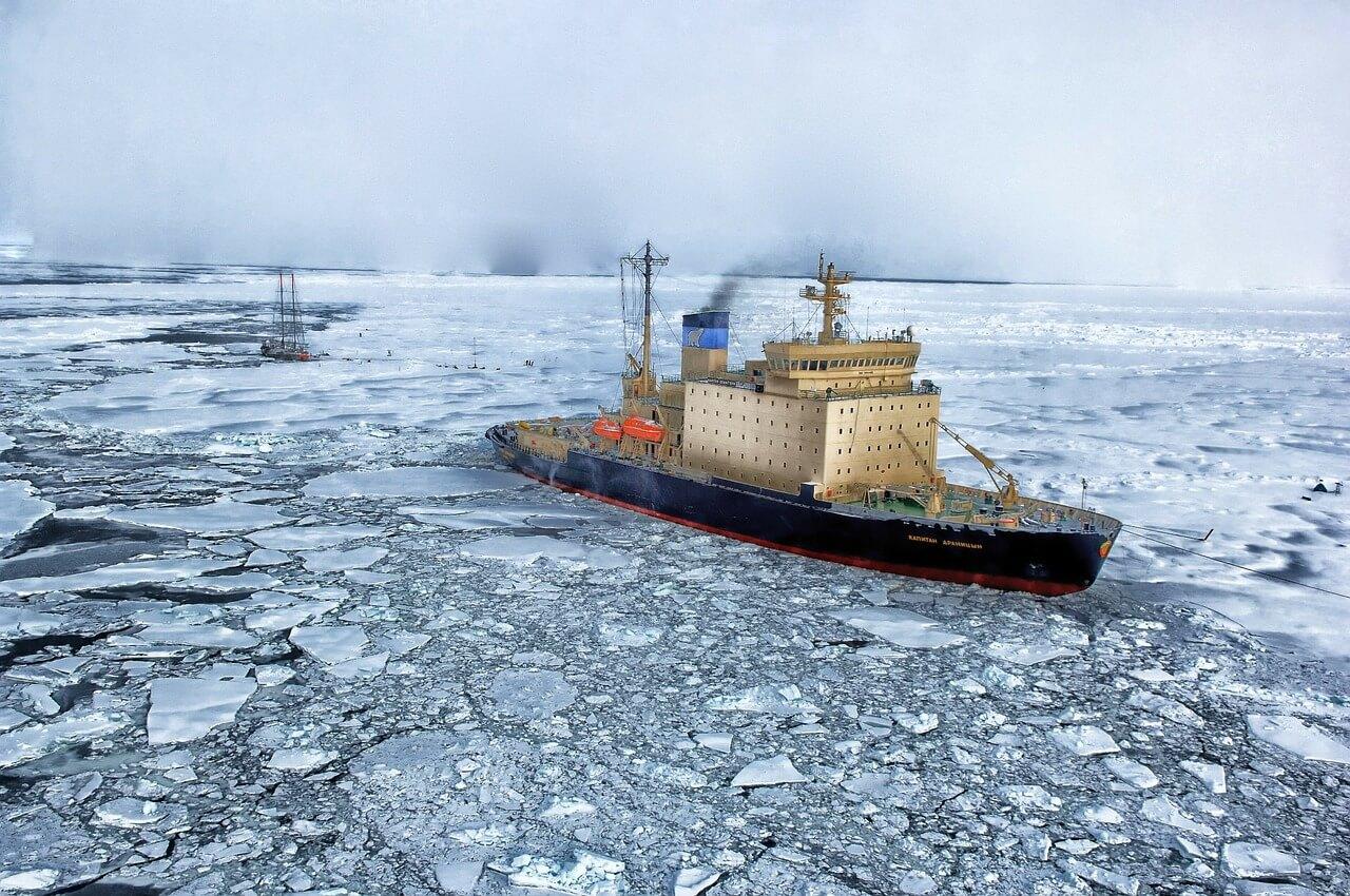 HFO, Kuzey Kutup, Arctic, Antarctic