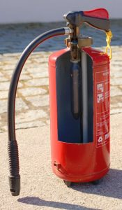 Minimax Dry Powder Fire Extinguisher Kuru Kimyasal Toz