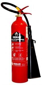 carbon dioxide fire extinguishers karbondioksit yangın söndürücü