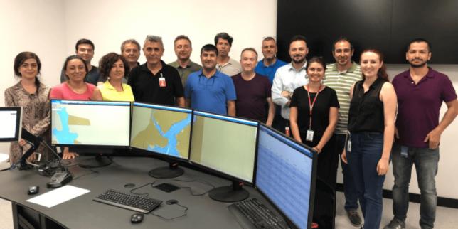 Türk Boğazları'nda Yerli Yazılım Kullanılacak