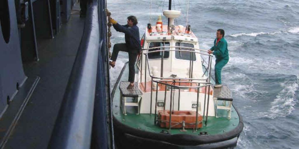 Kılavuz Kaptanlar Öncelikli Grubuna Alınsın, Maritime Pilot,