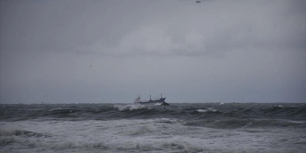 Bartın, MV ARVIN,