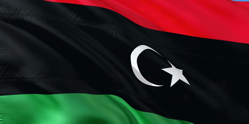libya, yangın
