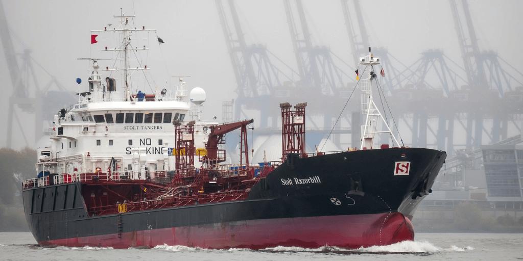 VEF, Tanker